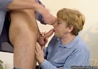 naughty mature whore goes mad sucking part8